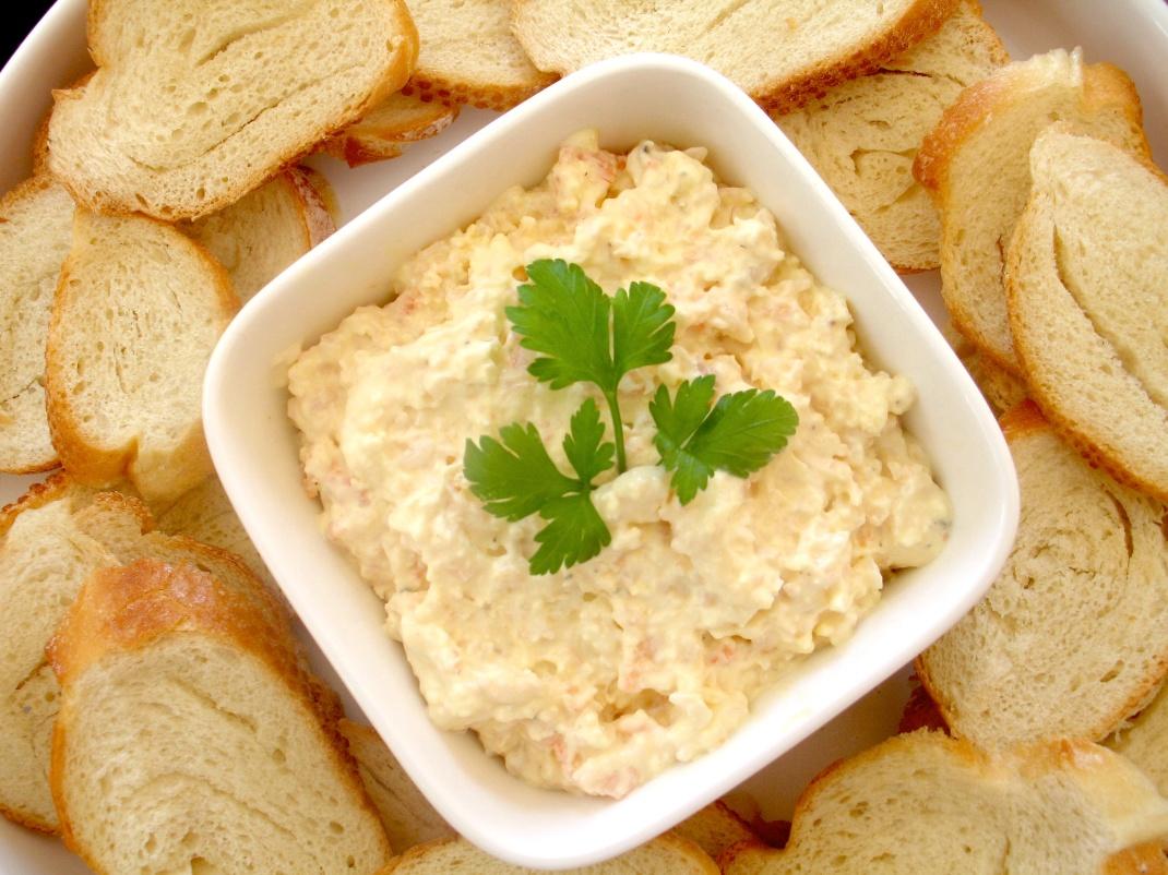 Prawn pate christmas entree dip snack NYE recipe cooking seafood