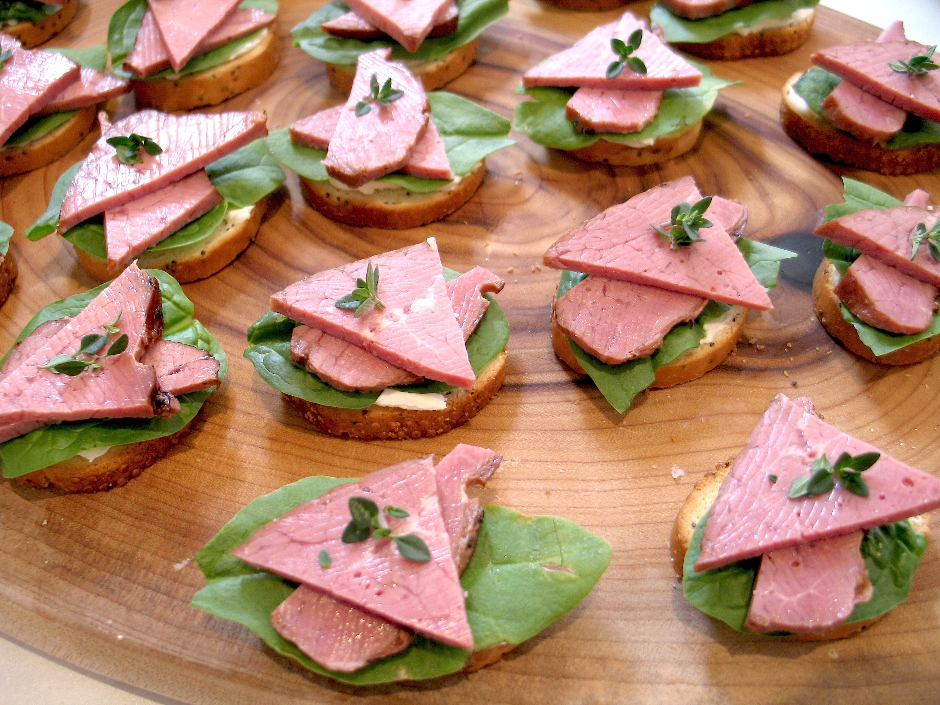 Cream cheese canape for How to make canape shells
