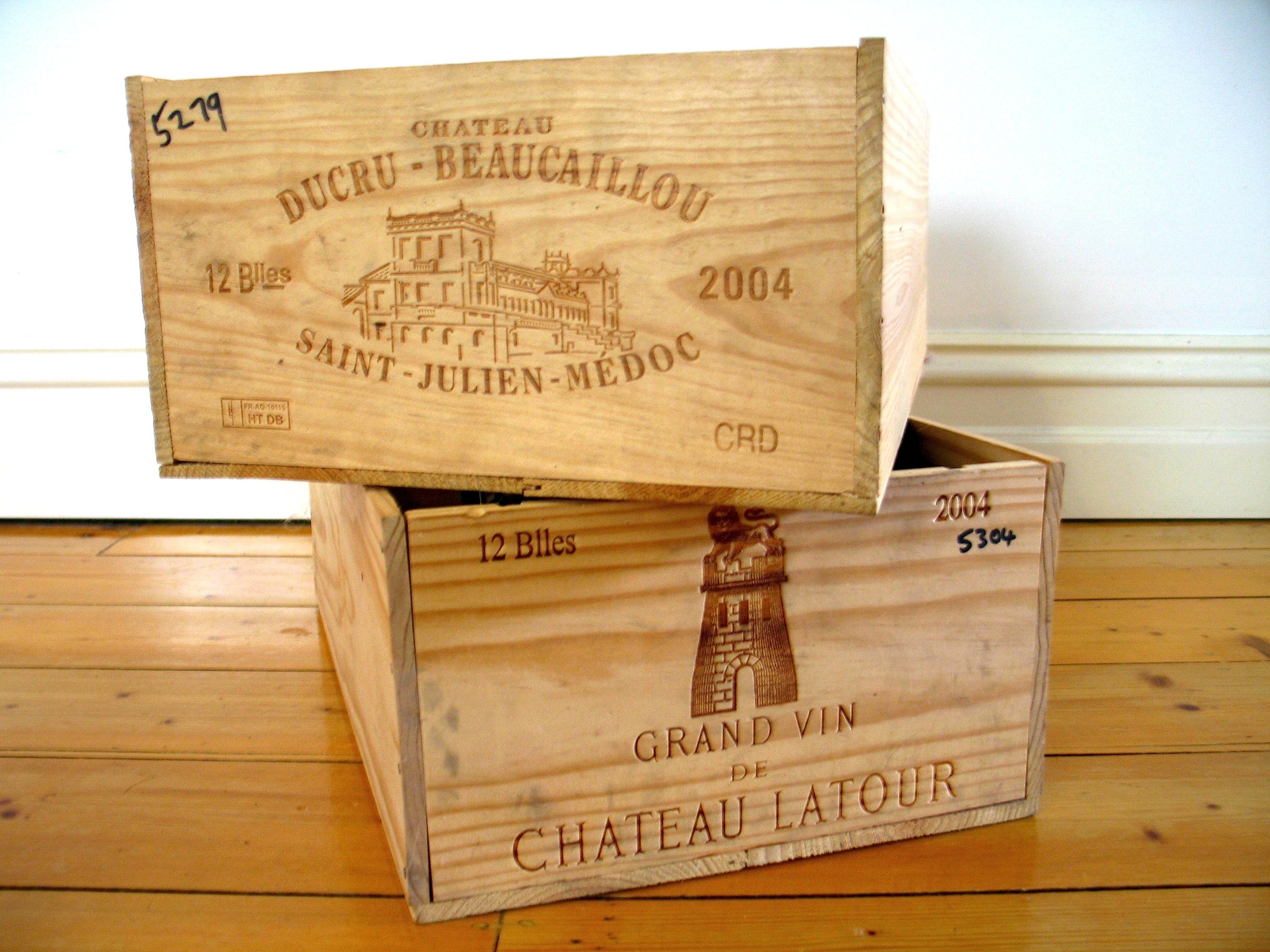 Wine Storage Box
