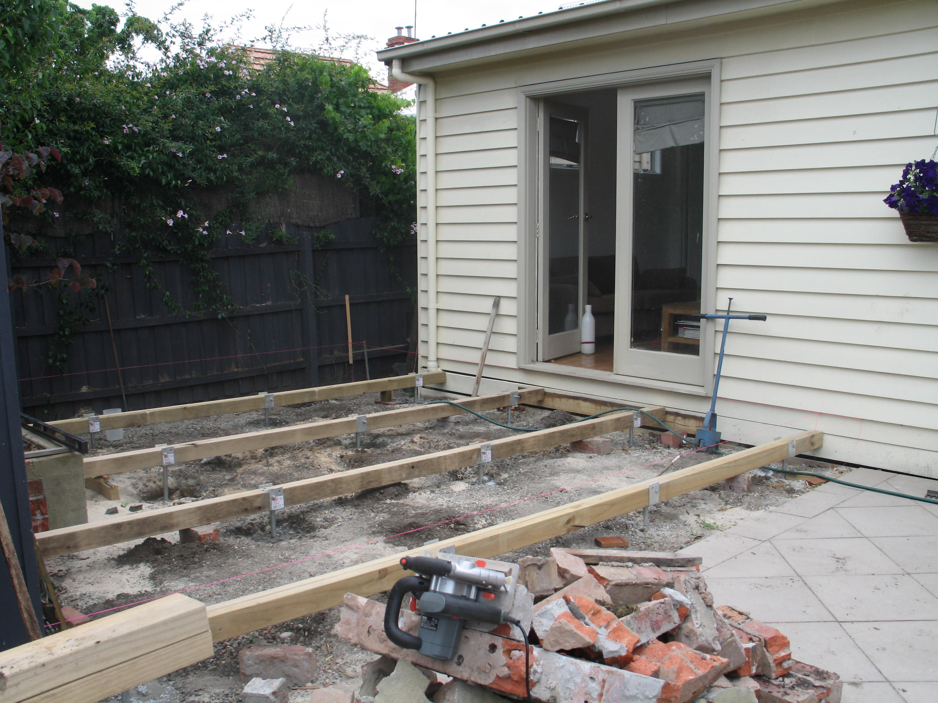 Harford County Deck Building Codes