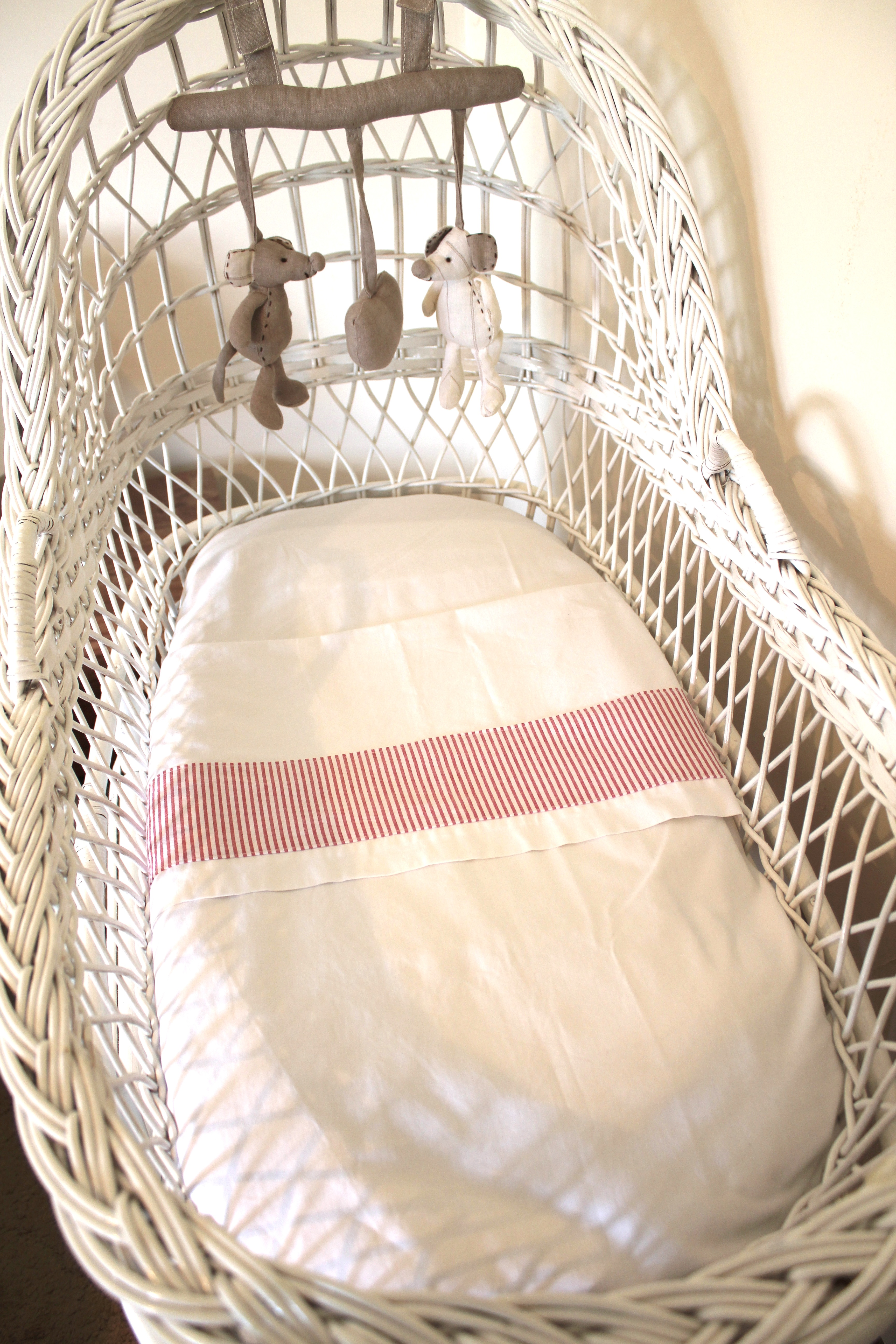 Baby bed sheet pattern - I