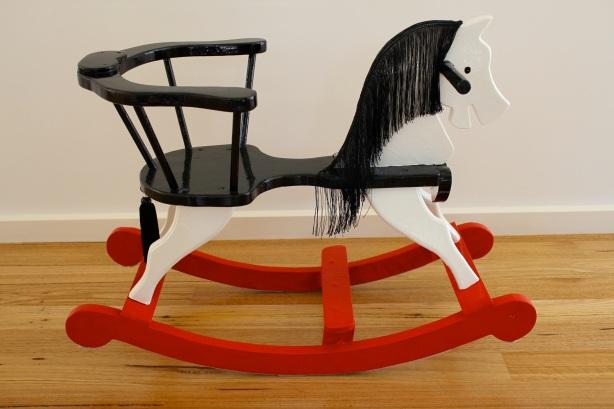 building a rocking horse plans