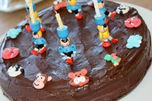 Tommy's cake