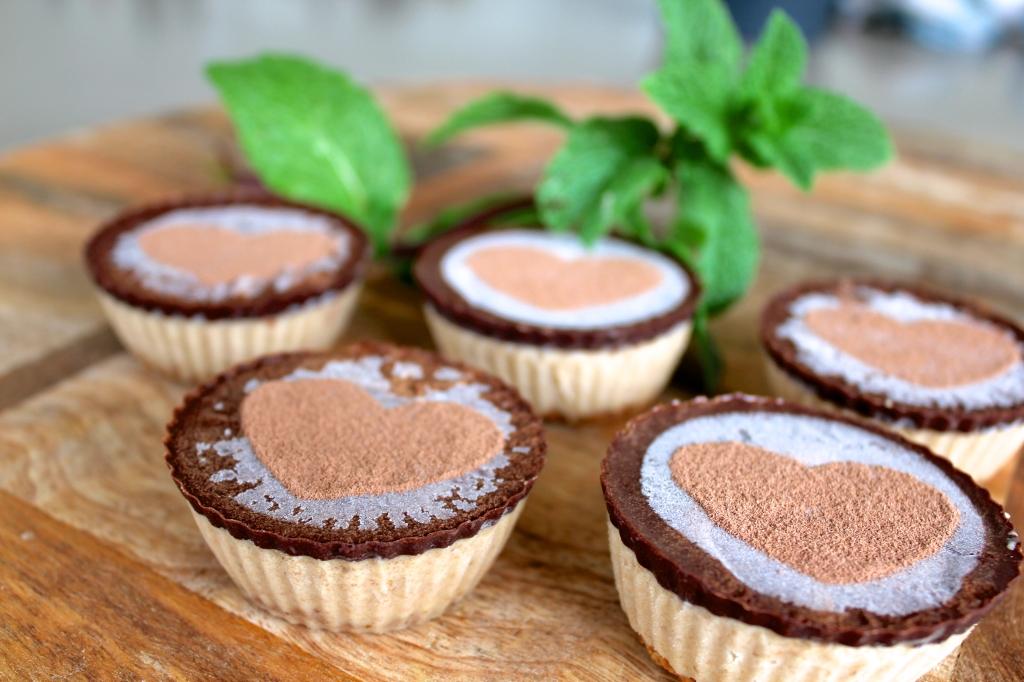 Salted Caramel tart paleo gluten free sugar free dairy free healthy kids dessert sweet recipe